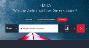 Turkish Airlines Flugstatus abfragen | Ankunft und Abflug