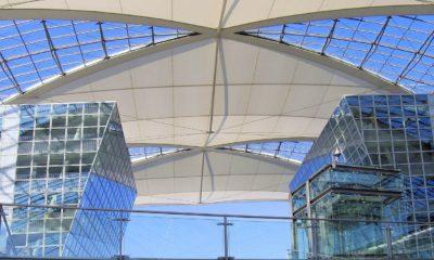 Der Münchener Flughafen