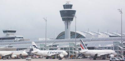Flughafen München - Franz Josef Strauss Aitport