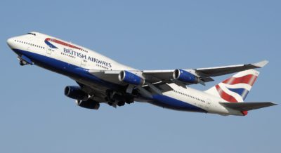 British Airways Flug verfolgen