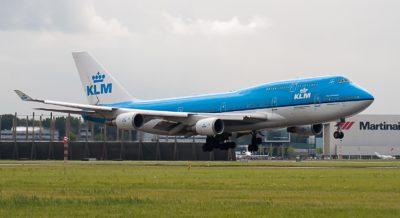 KLM Flugstatus