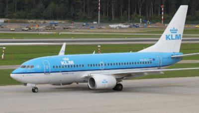 KLM Flugzeiten Flughafen
