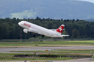 Swiss Airline Flugplan