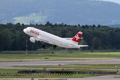 Swiss Airline Flugplan