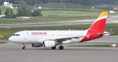 Iberia Flugstatus